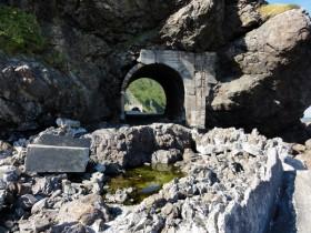 旧フンコツトンネル