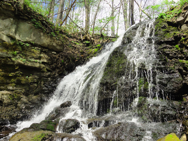 トブシの滝