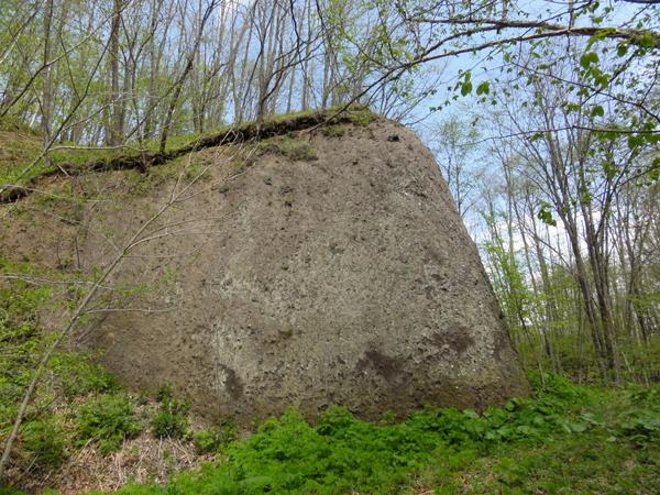 屏風岩の始まり